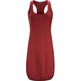 Arc'teryx W's Savona Dress Scarlet